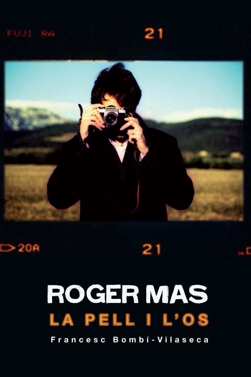 Roger Mas, La Pell i l'Os: portada