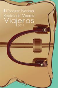 III Concurso Nacional Relatos de Mujeres Viajeras: portada