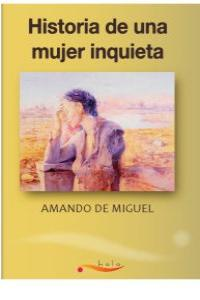 Historia de una mujer inquieta: portada