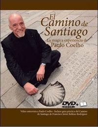 El camino de Santiago + DVD: portada