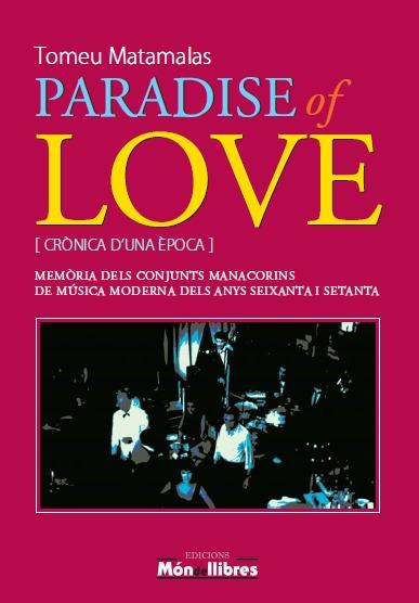 Paradise of Love: portada