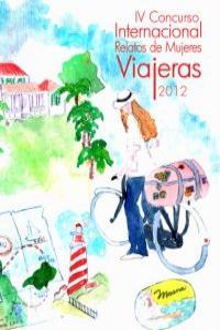 IV Concurso Internacional Relatos Mujeres Viajeras: portada