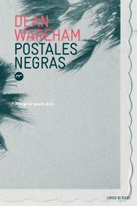 Postales negras: portada