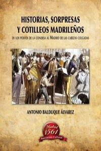 Historias, Sorpresas y Cotilleos Madrileños: portada