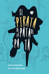 EL PIRATA DE LA PATA DE PATA: portada
