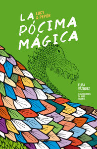 La pócima mágica.: portada