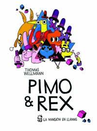 Pimo & Rex: portada