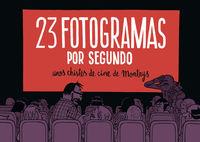 23 FOTOGRAMAS POR SEGUNDO: portada