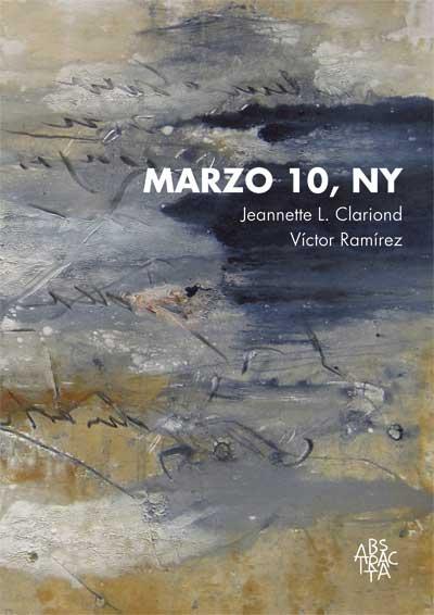 Marzo 10, NY: portada