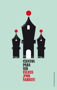 Cartas y Cuentos para ser Felices ¡por narices!: portada