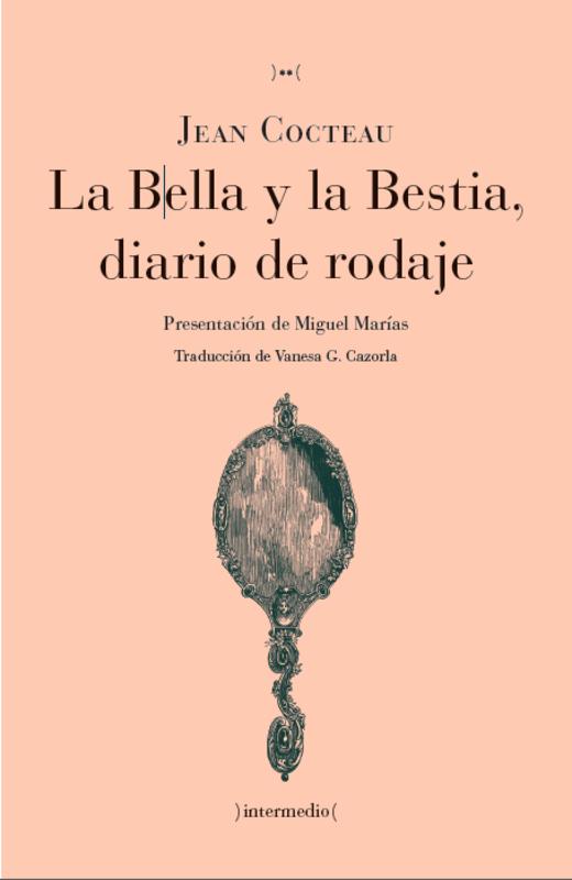 La Bella y la Bestia, diario de rodaje: portada