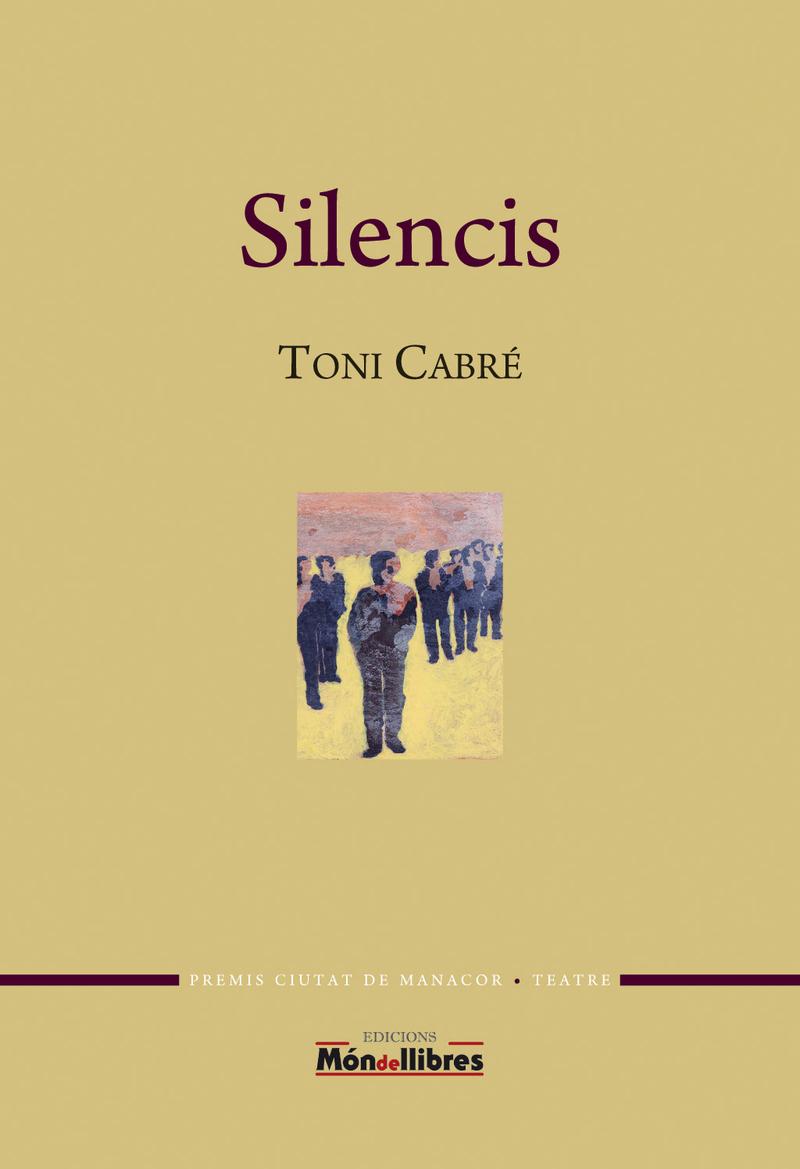 Silencis: portada