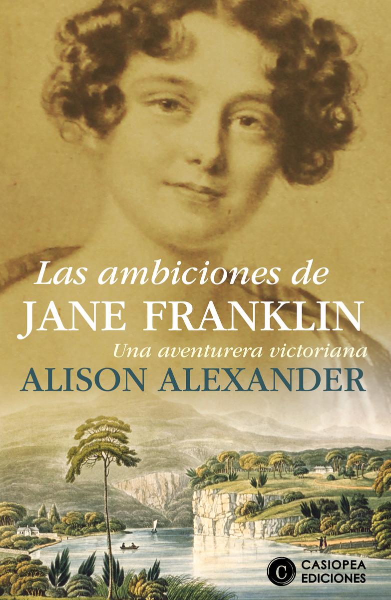 Las ambiciones de Jane Franklin: portada