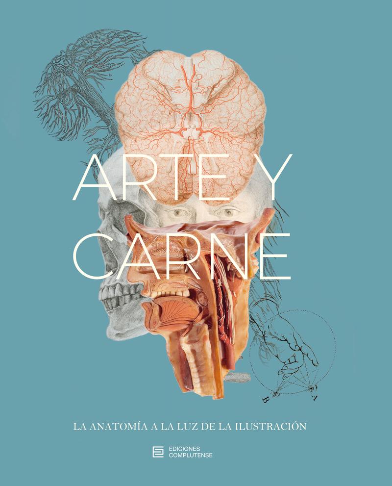 Arte y Carne: portada