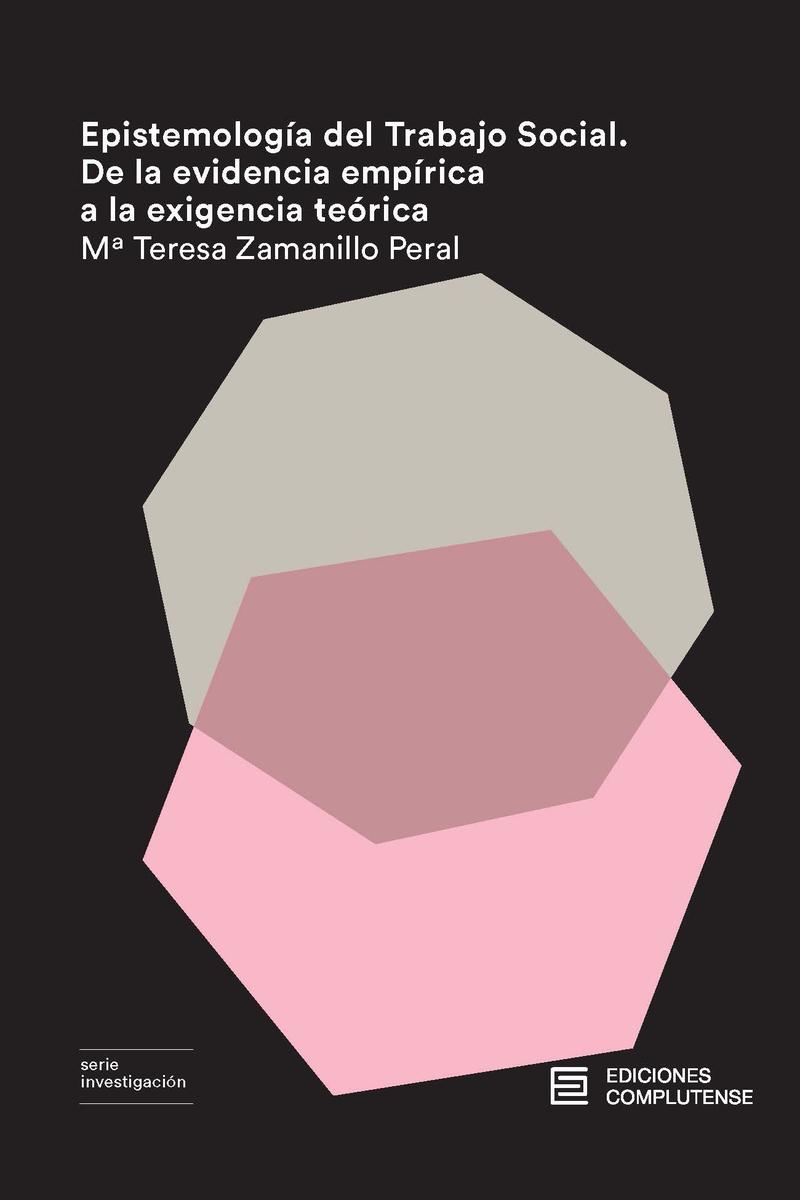 Epistemología del Trabajo Social.: portada
