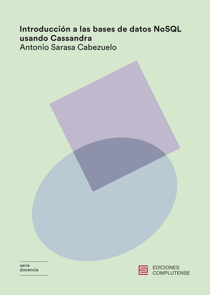 Introducción a las bases de datos NoSQL usando Cassandra: portada