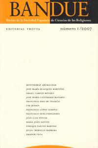 BANDUE 1 2007: portada
