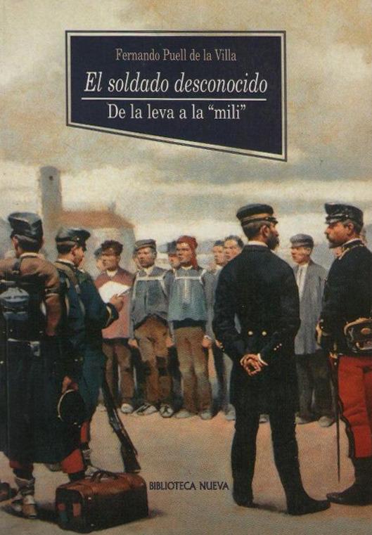EL SOLDADO DESCONOCIDO: portada