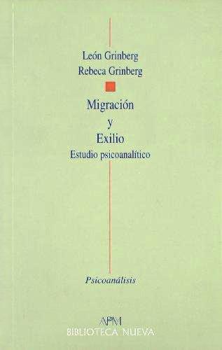 MIGRACIÓN Y EXILIO: portada