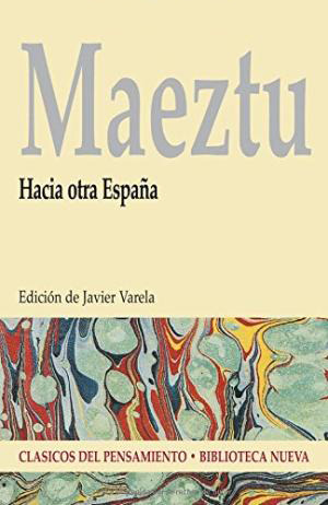 HACIA OTRA ESPAÑA: portada