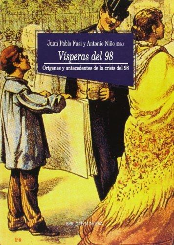 VÍSPERAS DEL 98: portada