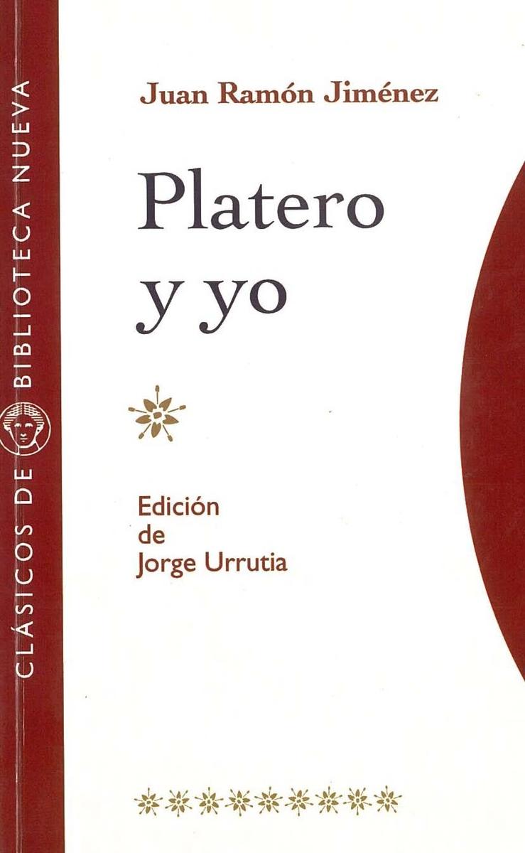 PLATERO Y YO: portada