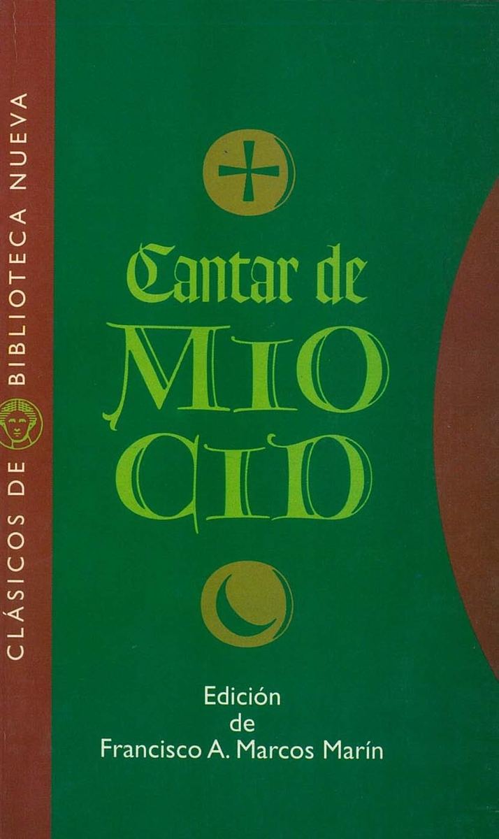 CANTAR DE MIO CID: portada