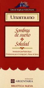 SOMBRAS DE SUEÑO. SOLEDAD: portada