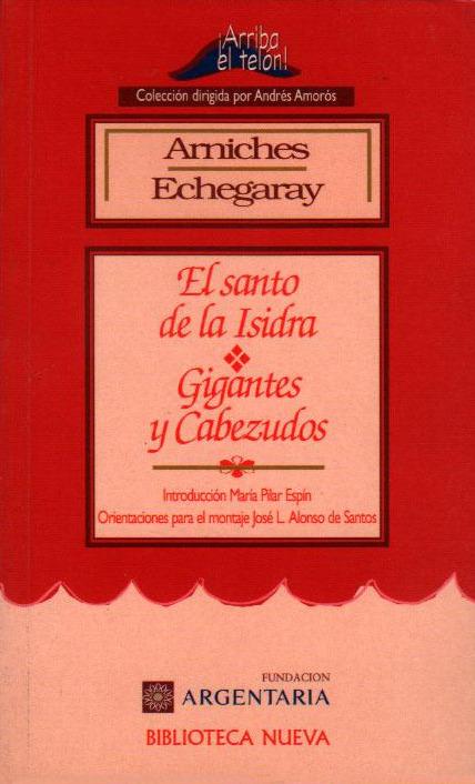 EL SANTO DE LA ISIDRA. GIGANTES Y CABEZUDOS: portada