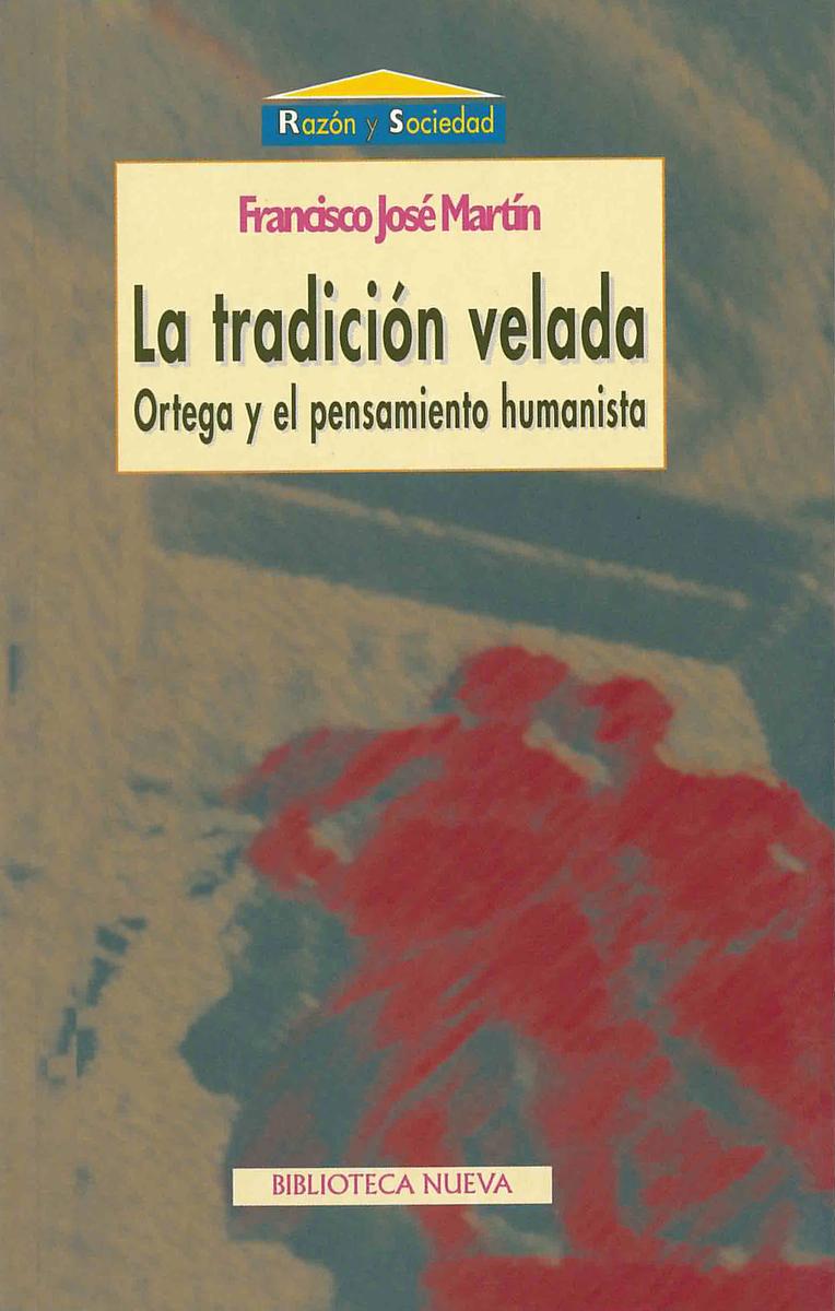 TRADICIÓN VELADA, LA: portada