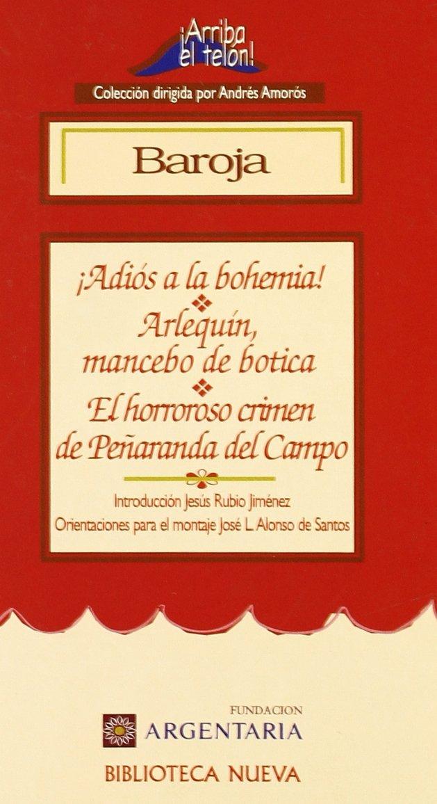 ¡ADIÓS A LA BOHEMIA!: portada
