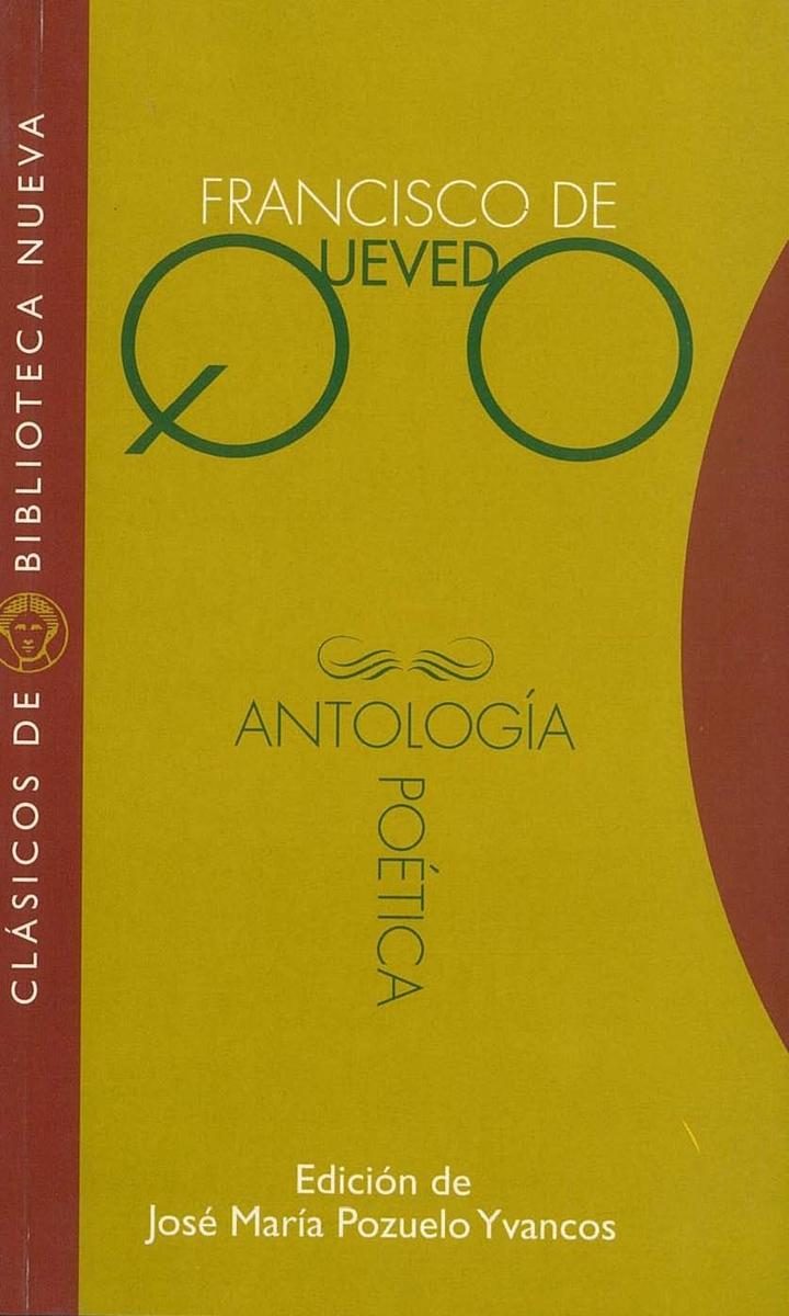 ANTOLOGíA POÉTICA: portada