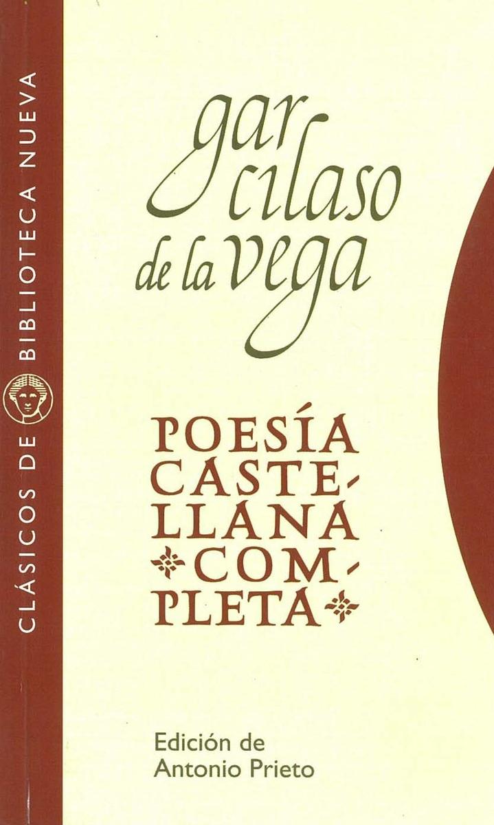 POESíA CASTELLANA COMPLETA: portada