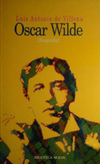 OSCAR WILDE: portada