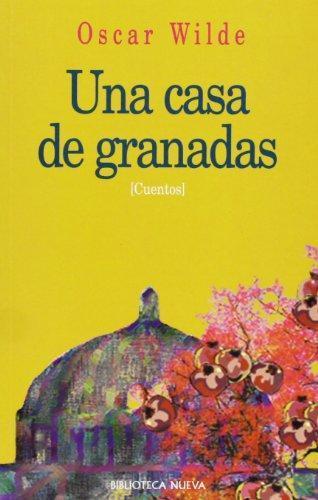 UNA CASA DE GRANADAS: portada