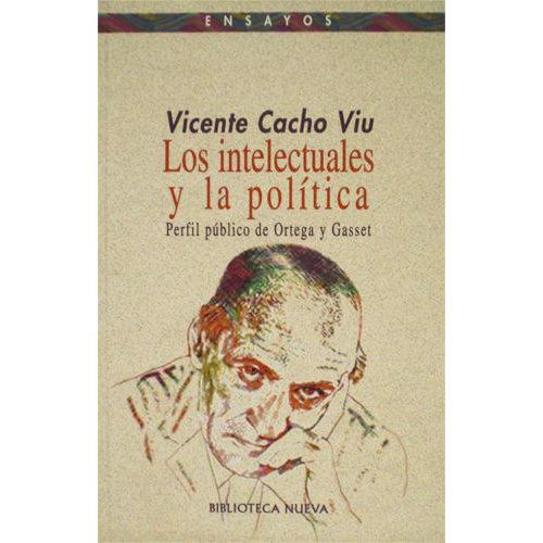 LOS INTELECTUALES Y LA POLÍTICA: portada