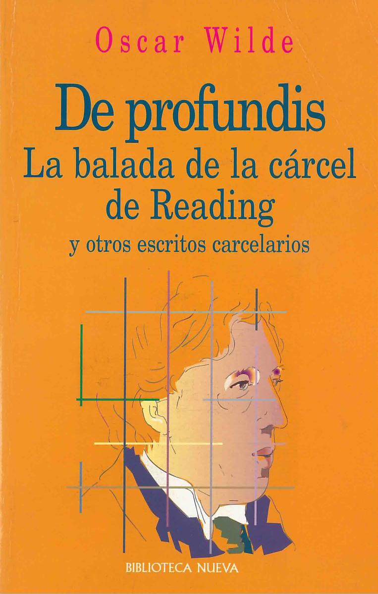 DE PROFUNDIS. LA BALADA DE LA CÁRCEL DE READING: portada