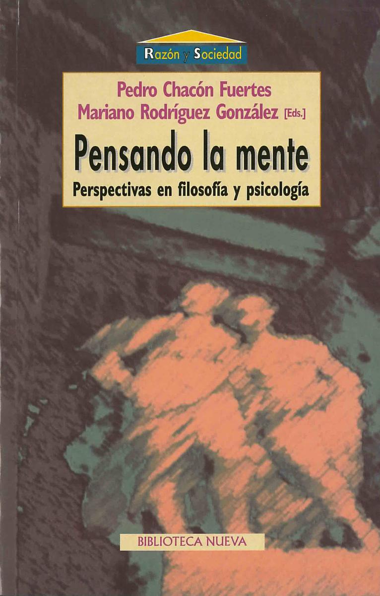 PENSANDO LA MENTE: portada