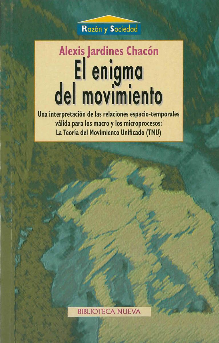ENIGMA DEL MOVIMIENTO, EL: portada