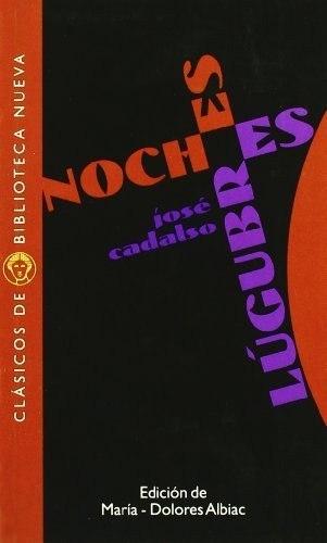 NOCHES LÚGUBRES: portada