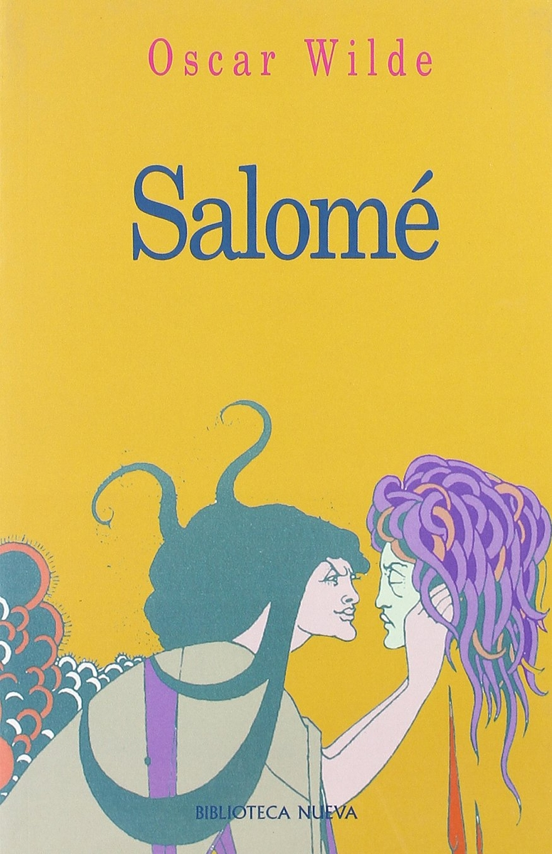 SALOMÉ: portada