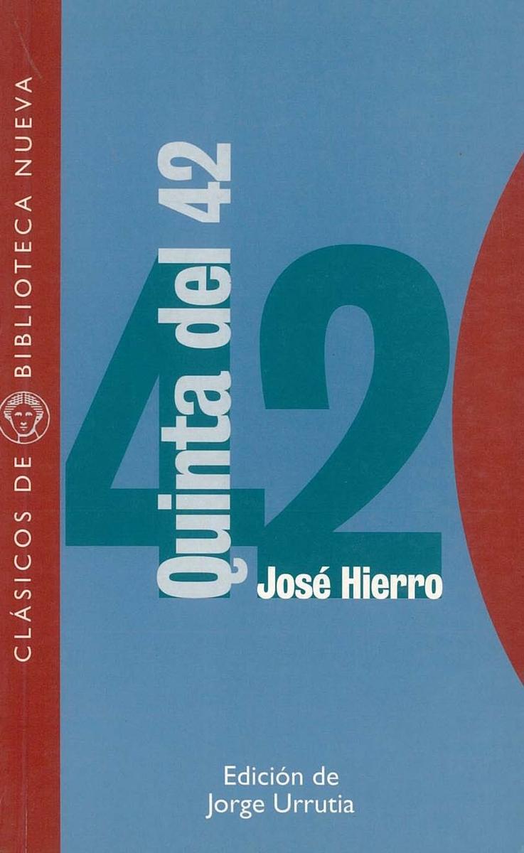 QUINTA DEL 42: portada