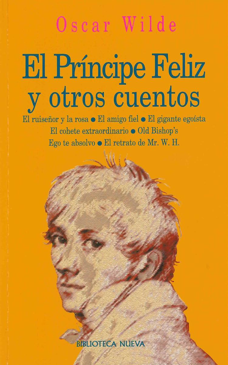 EL PRÍNCIPE FELIZ Y OTROS CUENTOS: portada