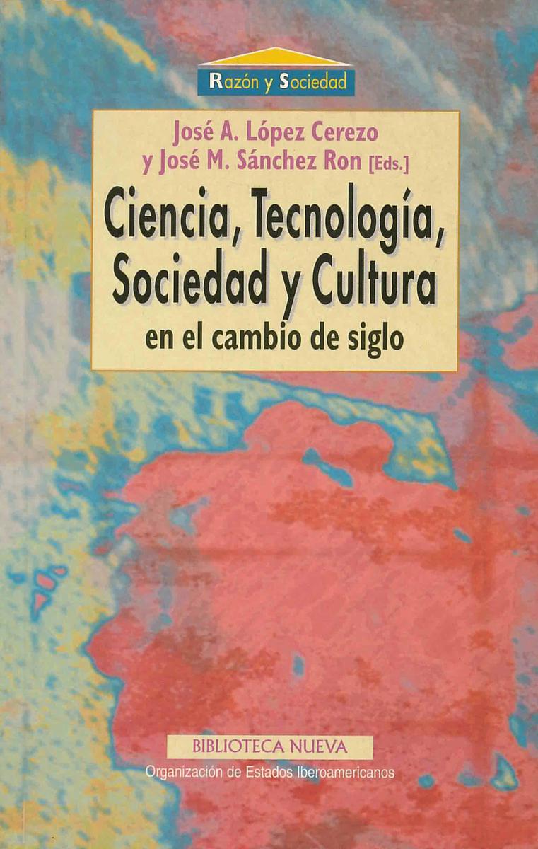 CIENCIA, TECNOLOG�A, SOCIEDAD Y CULTURA: portada