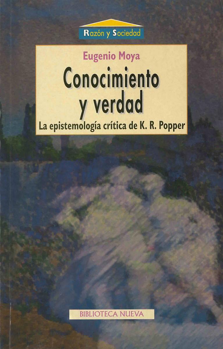 CONOCIMIENTO Y VERDAD: portada