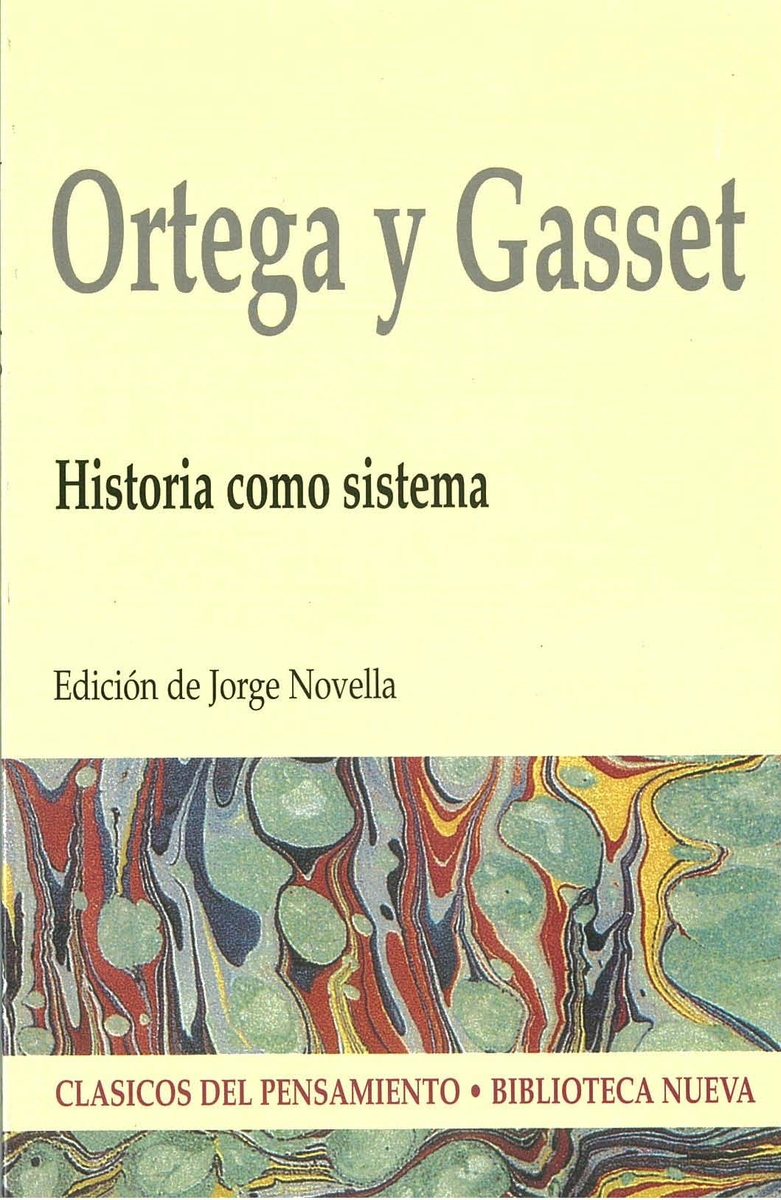 HISTORIA COMO SISTEMA: portada