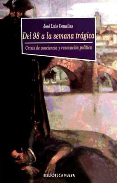 DEL 98 A LA SEMANA TRÁGICA: portada