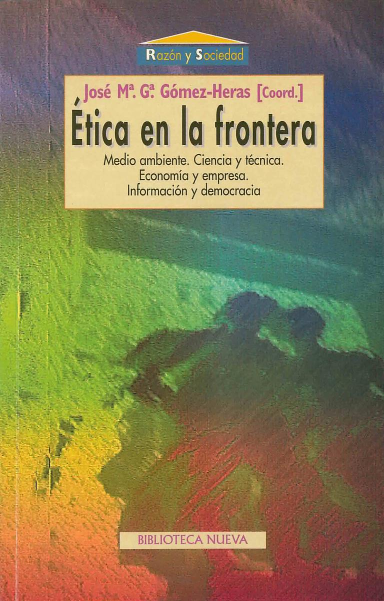 ÉTICA EN LA FRONTERA: portada