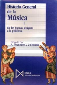 HA.GENERAL DE LA MUSICA I: portada