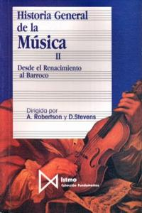 HA.GENERAL DE LA MUSICA II: portada